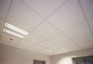 Pose De Faux Plafond : pose de faux plafond am nageur d espaces professionnels ~ Premium-room.com Idées de Décoration