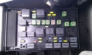 2003 Chrysler Voyager Fuse Box