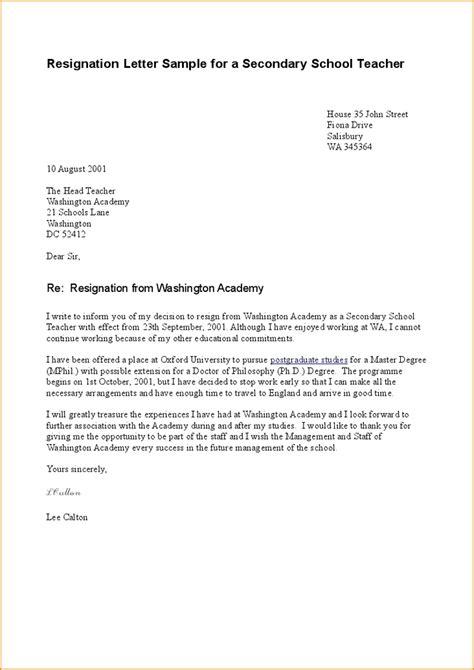 16728 sle resignation letter awеѕоmе resignation letter formal letter sle resignation