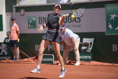 Marketa vondrousova on the cusp of a first grand slam final in paris. Marketa Vondrousova - Petra Martic | Tennis Wett Tipp (04 ...