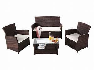 Salon De Détente Extérieur : mobilier d exterieur conforama ~ Zukunftsfamilie.com Idées de Décoration