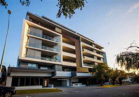 Appartments In Perth by East Perth Blackburne
