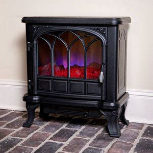 duraflame electric fireplace insert lowes duraflame medium black electric fireplace stove with