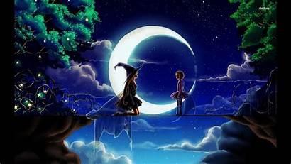 Magic Fantasy Anime Night