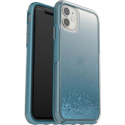 otterbox symmetry case  iphone    call blue