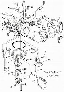Harley S S Carburetor Diagram