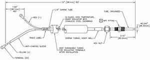 Smx Egt Pyro Thermocouple Probe