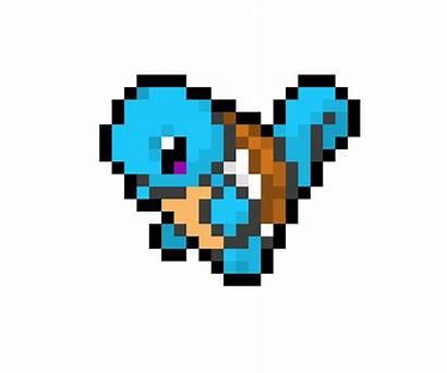 Squirtle Pixelartmaker Pixel Maker