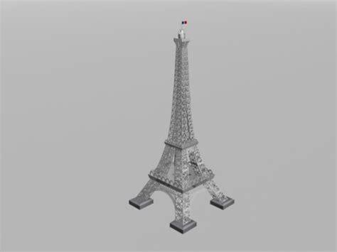 eiffel tower   models
