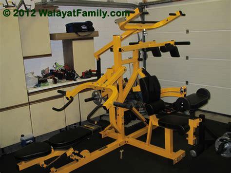 powertec leverage multi system gym assembly