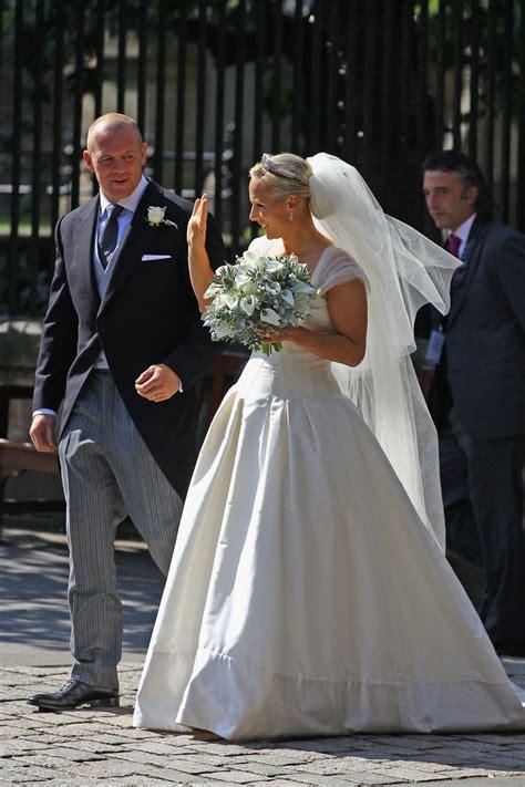 Zara Phillips Wedding Dress   Wedding Dress Lookbook
