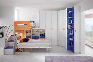 Jugendzimmer Platzsparend : platzsparende kinderzimmer ~ Pilothousefishingboats.com Haus und Dekorationen