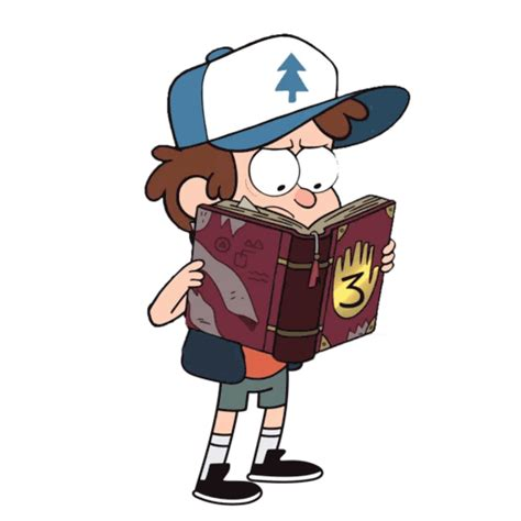 dipper pines mabel pines gravity falls journal  bill