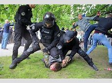 Dnipro crackdown shows resurgence of police brutality