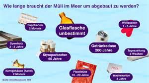 Wie Lange Dauert Es Bis Plastik Verrottet : jennies umwelt challenge ~ Lizthompson.info Haus und Dekorationen
