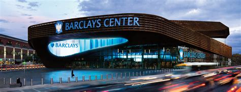 About Us | Barclays Center