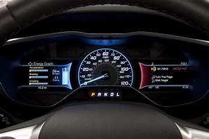 2015 Ford Focus Sedan facelift instrument cluster ForceGT