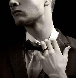wedding rings for men black diamond ring With black diamond men s wedding ring