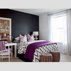 Purple Bedrooms Pictures, Ideas & Options Hgtv
