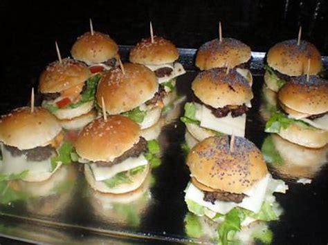 recette de cuisine tunisienne facile et rapide en arabe recette d 39 apéritif dinatoire mini hamburger maison