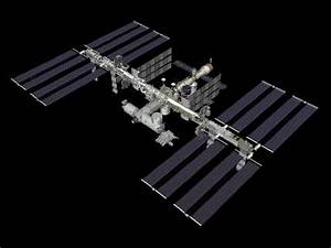 ISS (High Res) | 3D Resources