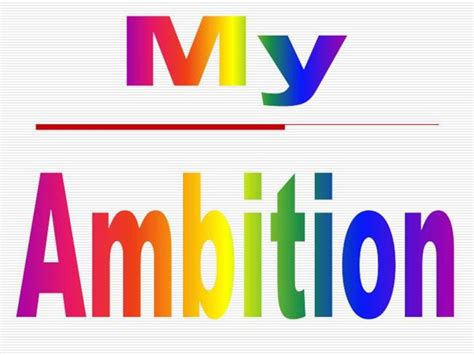 My Ambition Essay In English For Students & Children ...