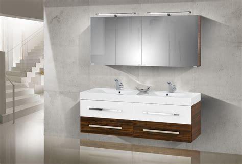 Badezimmermöbel Set Salerno