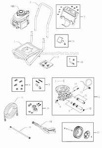 Husky Pressure Washer Pump Diagram