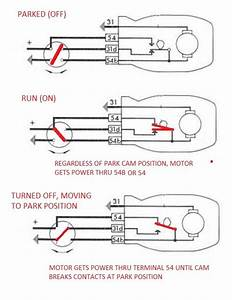 Wiper Wiring Help