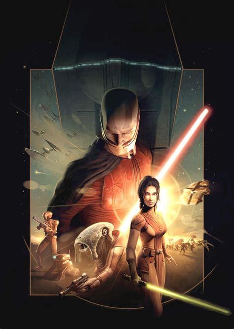 Star Wars Knights Of The Old Republicwalkthrough