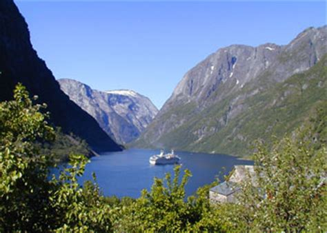 cruises gudvangen norway gudvangen cruise ship arrivals
