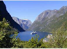 Cruises To Gudvangen, Norway Gudvangen Cruise Ship Arrivals