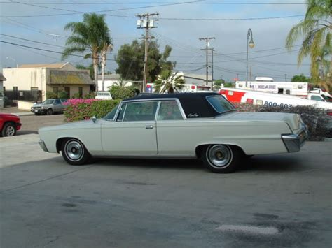 Chrysler 2 Door Coupe by 1965 Chrysler Imperial Crown Coupe 2 Door Hardtop 413 V8
