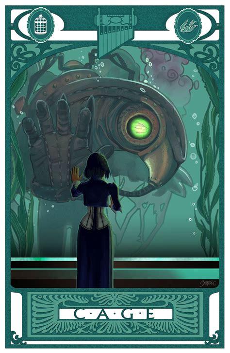 Bioshock Infinite My Fan Art Of Elizabeth And The