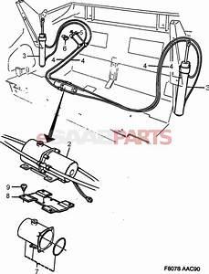 6952741  Saab Bracket