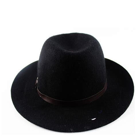 fedora hats wholesale men hat large wool fedora buy