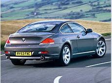 BMW 6 Series Coupe E63 specs & photos 2003, 2004, 2005