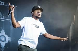 Chance the Rapper Com