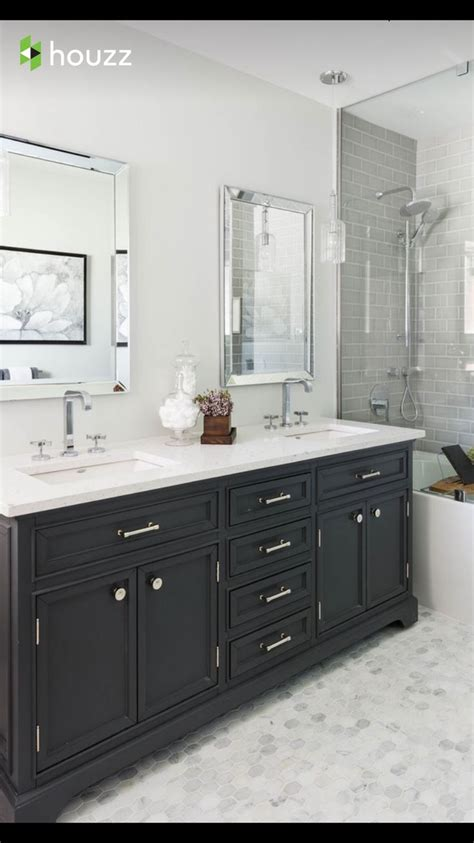Black Cabinets Bathroom by 25 Best Ideas About Cabinets Bathroom On