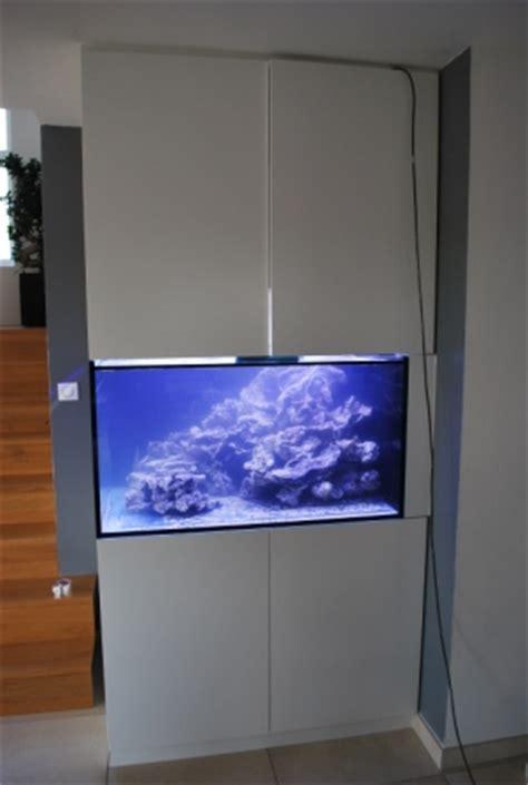 conception et r 233 alisation d un aquarium sur mesures en eau de mer avec un support en aluminium