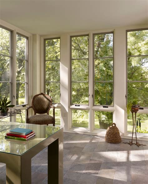 sunroom office sunroom office traditional home office philadelphia by krieger associates architects inc