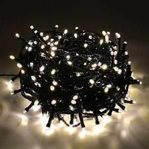 Led Weihnachtsbeleuchtung Außen : led lichterkette weihnachtsbeleuchtung outdoor warmwei 80 800 led innen au en ebay ~ Frokenaadalensverden.com Haus und Dekorationen