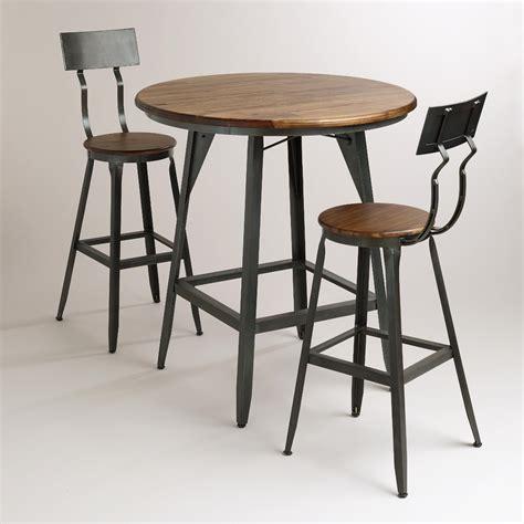 industrial high top table industrial pub table homesfeed