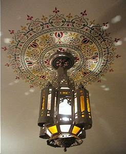 you can stencil paint or use a wall decal as a medallion With good look medallion wall decals