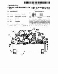 Air Compressor Schematic