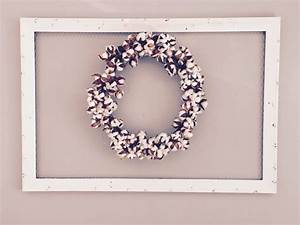 Distressed, Frame, With, Chicken, Wire, Cotton, Plant, Wreath, Simple, Farm, Decor, Style, In, My, Home