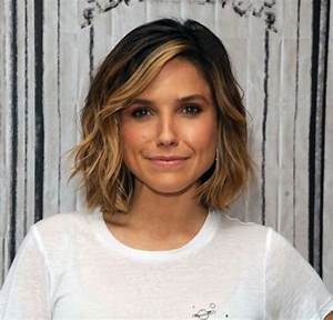 tendance beaute le carre wavy coiffure de l39ete With nice mariage de couleur avec le gris 8 couleurs cheveux courts un top 20 coiffure simple et