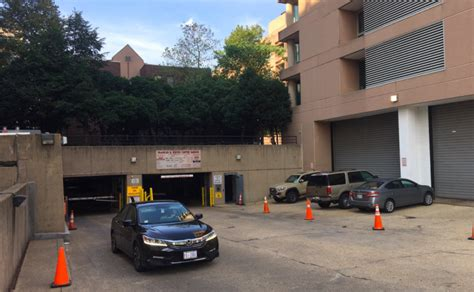 Parking Garages In Dc by Dc Is Incentivizing Driving By Subsidizing Parking For Its