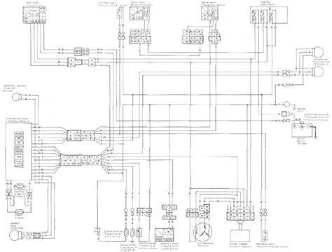 1981 yamaha xj550 wiring diagram 1981 suzuki gs850 wiring