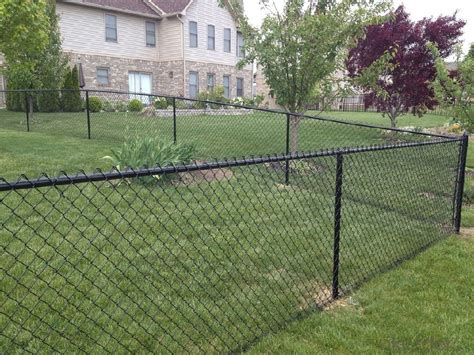 Buy Playground Fencing Pvc Coated Chain Link Fence Price